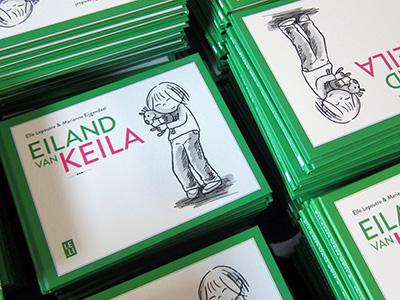 Eiland van Keila boeken